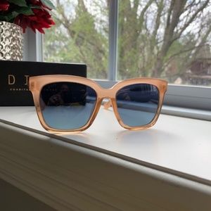Diff eyewear bella sunglasses new in box CR-BE10P